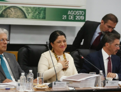 """Se terminaron los """"moches"""" en Cámara de Diputados; se investigarán denuncias sobre posible uso indebido del presupuesto en cultura: Muñoz Ledo"""