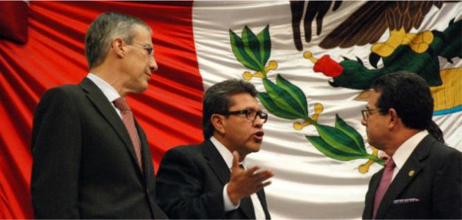 Reporte Legislativo: Comisión Permanente, Viernes 21 de diciembre de 2012