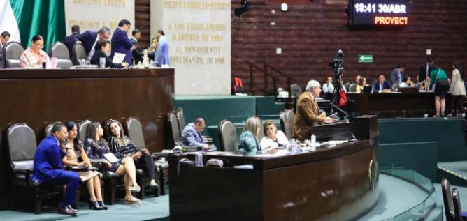 Reporte Legislativo, Cámara de Diputados: Martes 3 y Miércoles 4 de Septiembre de 2019