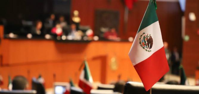 Reporte Legislativo: Senado de la República, Jueves 5 de septiembre de 2019