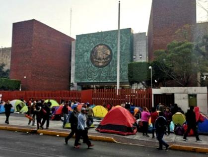 Negocian en San Lázaro reforma educativa