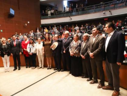 Rafael Espino, Consejero Independiente del Consejo de Administración de Pemex