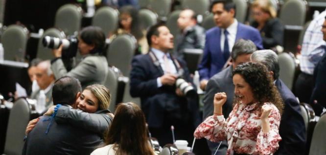 Reporte Legislativo, Cámara de Diputados: Jueves 10 de Octubre de 2019