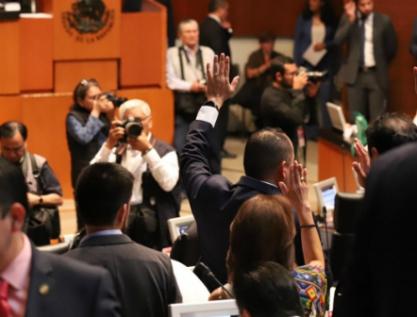 Pendientes, nueve leyes reglamentarias de reformas constitucionales