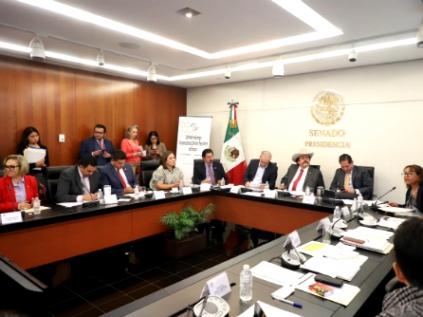 Aprueba Comisión de Energía idoneidad de candidatos para presidir la CRE