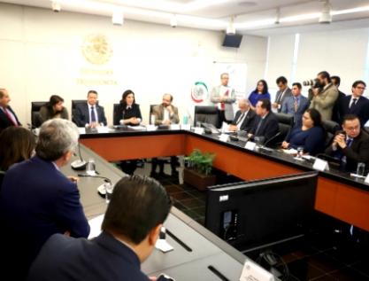 Prorrogan para el 5 de noviembre, votación para elegir a titular de la CNDH