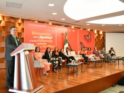 Marcelo Ebrard comparecerá el 3 de diciembre ante el Senado