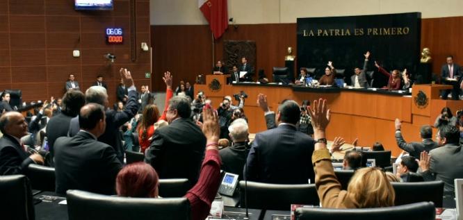 Reporte Legislativo, Senado de la República: Jueves 12 de Diciembre de 2019