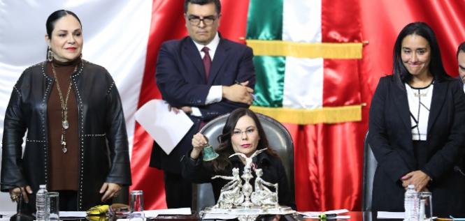 Reporte Legislativo, Comisión Permanente: Miércoles 8 de Enero de 2020