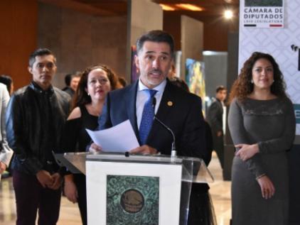 Promueve comisión iniciativa para crear la ley de industrias creativas
