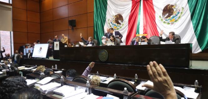 Reporte Legislativo, Comisión Permanente: Miércoles 16 de Enero de 2020