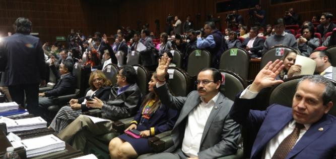 Reporte Legislativo, Comisión Permanente: Miércoles 22 de Enero de 2020