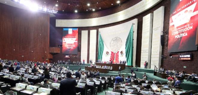 Reporte Legislativo, Cámara de Diputados: Jueves 6 de Febrero de 2020