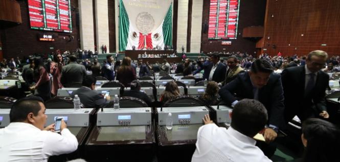 Reporte Legislativo, Cámara de Diputados: Martes 11 de Febrero de 2020