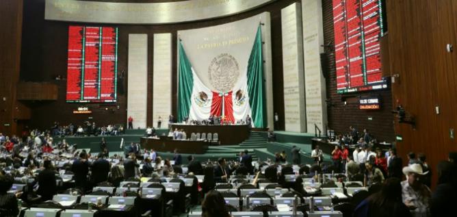 Reporte Legislativo, Cámara de Diputados: Miércoles 18 de marzo de 2020