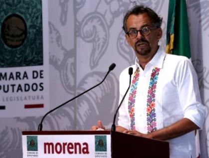 Propone Morena Ley General de Identidad y Ciudadanía Digital