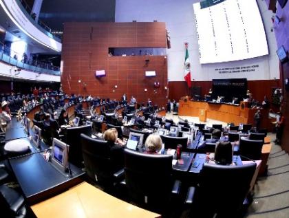 Senado suspende Periodo de Sesiones