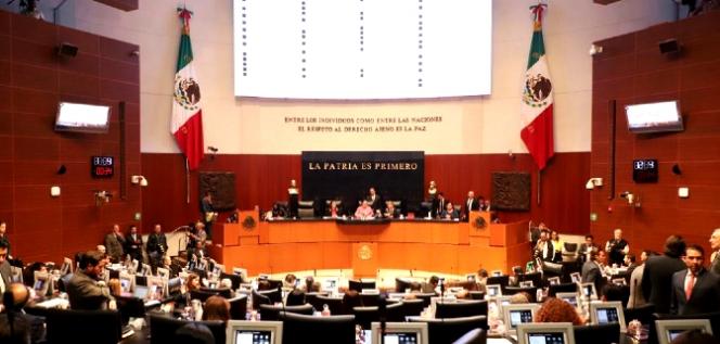 Reporte Legislativo, Senado de la República: Lunes 20 de Abril de 2020