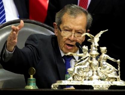 Preparan Ley Orgánica del Congreso para periodo extraordinario