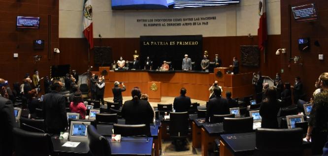 Reporte Legislativo, Comisión Permanente: Miércoles 20 de Mayo de 2020