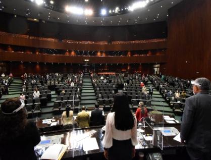 Va tercer periodo extraordinario en la Cámara de Diputados