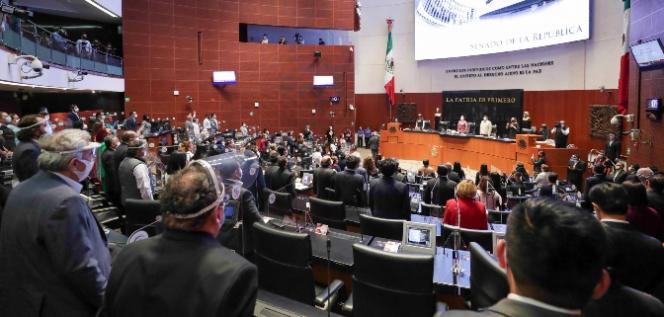 Reporte Legislativo, Senado de la República: Miércoles 29 de Julio de 2020