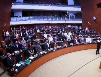 Avala Senado reformas en materia de prisión preventiva oficiosa