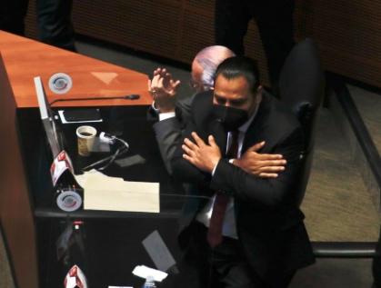 Presidirá Morena Senado con Eduardo Ramírez Aguilar