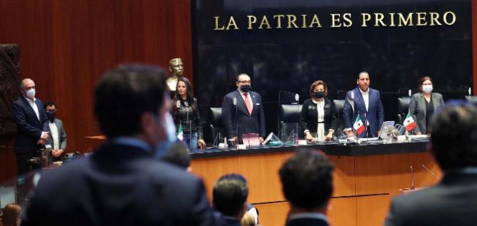 Reporte Legislativo, Senado de la República: Miércoles 9 de Septiembre de 2020