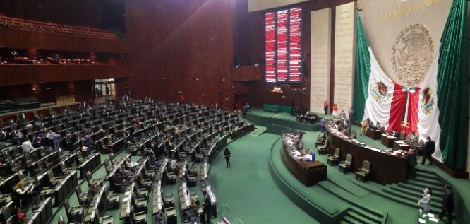 Reporte Legislativo, Cámara de Diputados: Martes 15 de Septiembre de 2020