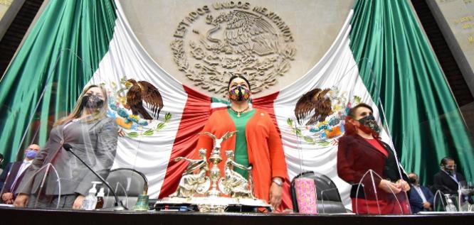 Reporte Legislativo, Cámara de Diputados: Martes 22 de Septiembre de 2020