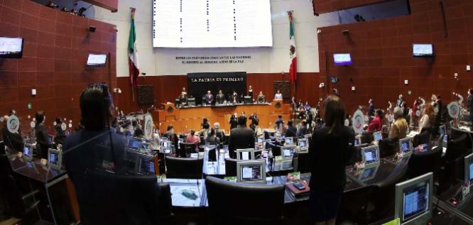 Reporte Legislativo, Senado de la República: Martes 13 y Miércoles 14 de Octubre de 2020