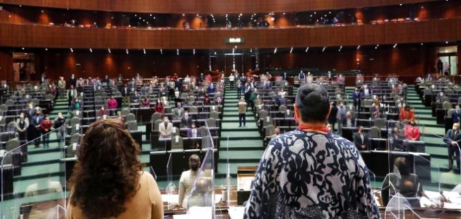 Reporte Legislativo, Cámara de Diputados: Martes 13 de Octubre de 2020