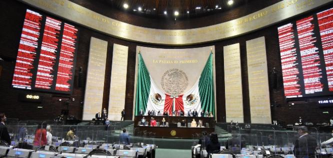 Reporte Legislativo, Cámara de Diputados: Miércoles 14  de Octubre de 2020