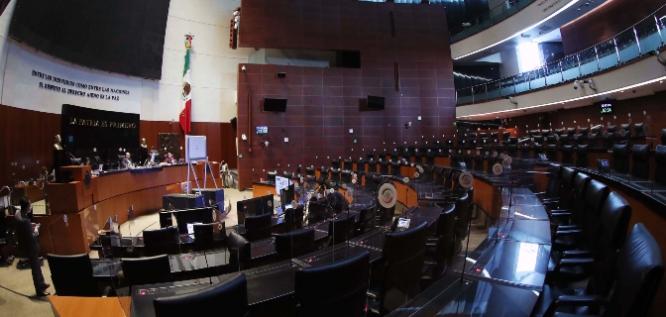 Reporte Legislativo, Senado de la República: Miércoles 18 de Noviembre de 2020