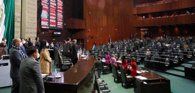 Reporte Legislativo, Cámara de Diputados: Jueves 19 de Noviembre de 2020
