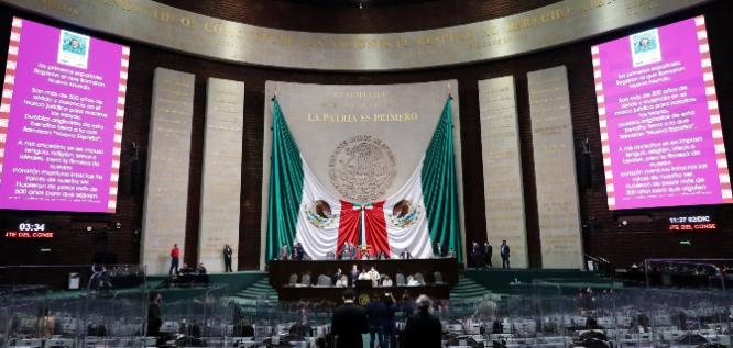 Reporte Legislativo, Cámara de Diputados: Jueves 3 de Diciembre de 2020