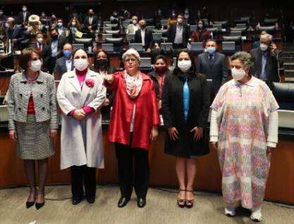 Ratifica el Senado a Graciela Márquez como integrante de la Junta de Gobierno del Inegi