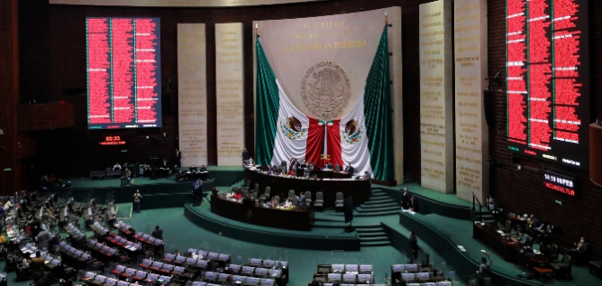 Reporte Legislativo, Cámara de Diputados: Miércoles 10 de Febrero de 2021