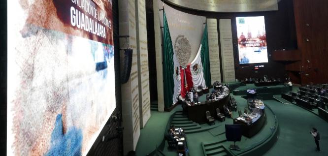 Reporte Legislativo, Cámara de Diputados: Martes 16 de Febrero de 2021