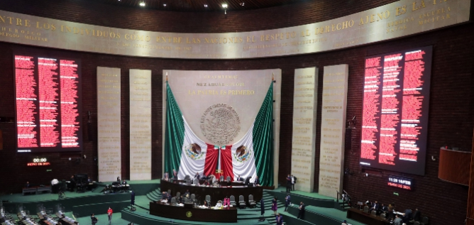 Reporte Legislativo, Cámara de Diputados: Miércoles 17 de Febrero de 2021