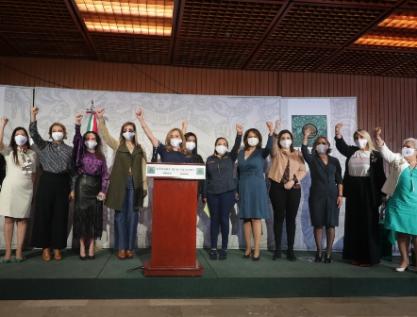 Busca iniciativa paridad de género en candidaturas a gobernadores