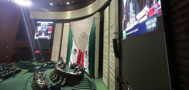 Reporte Legislativo, Cámara de Diputados: Jueves 8 de Abril de 2021