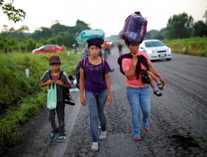 Mujeres y niños, con mayor desplazamiento forzado por violencias