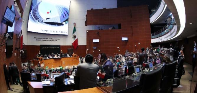 Reporte Legislativo, Senado de la República: Martes 14 de Septiembre de 2021