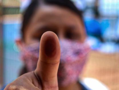 Voto libre y principio de mayoría, bases irreductibles de la democracia