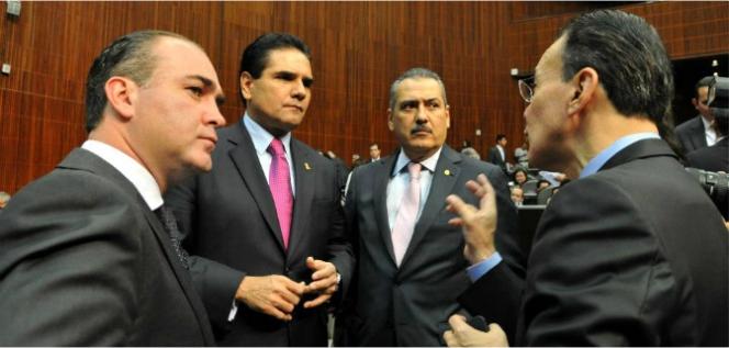 Reporte Legislativo, Cámara de Diputados: Miércoles 24 de abril de 2013
