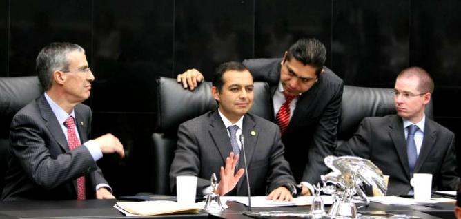 Reporte Legislativo, Cámara de Senadores, Primer Periodo Extraordinario