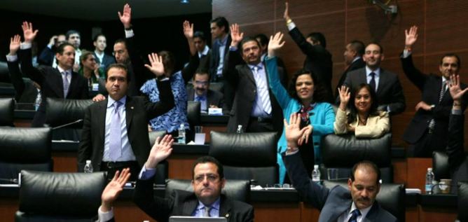 Reporte Legislativo, Cámara de Senadores: Jueves 12 de septiembre de 2013