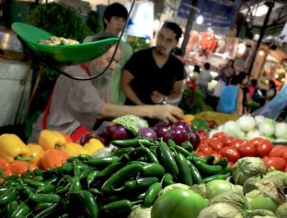 Importados, casi 80 por ciento de alimentos para consumo nacional